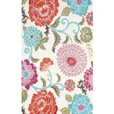 Unique Floral Rug Designs O On Concept Ideas