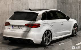Audi Rs3 Sportback - New 2017, 2018 Car Reviews and Pictures ...