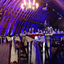 The Barn At Perona Farms Set For A Wedding Check Out The Rustic