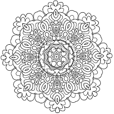 Small Picture Fancy Intricate Mandala Coloring Pages 30 With Additional Coloring