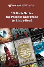 10 book series for pas and s to binge read