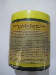 mega nutrition organic superfood write a review