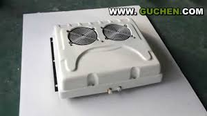 12v rooftop air conditioner. special vehicle air conditioner in china-guchen 12v rooftop n