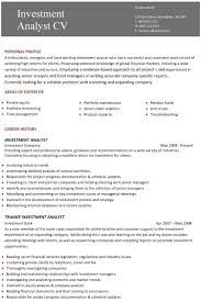 Resume Layout Examples New Writing A Great Cv Template Yeniscale