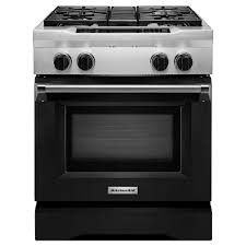kitchenaid stove. kitchenaid 30 in. 6.7 cu. ft. double oven dual fuel range with self-cleaning convection in stainless steel-kfdd500ess - the home depot kitchenaid stove
