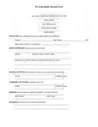 Mesmerizing Resume Template Free Templates