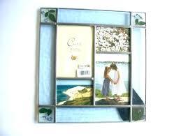 pressed glass frame pressed glass photo frame pressed flowers in glass frames pressed glass photo frame of stained glass pressed glass photo frame target