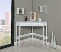 modern corner office desk. Small White Corner Office. Modern Painted Oak Wood Desk With Storage Drawer, Office