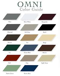 Everlast Roofing Traditional Color Guide 12 300 About Roof