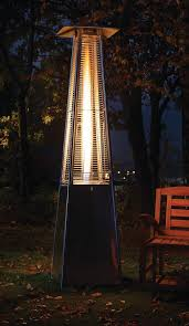 alva our ghp20 designer patio heater is a real show stopper with