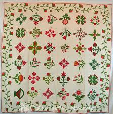 Block of the Month & Triplett Sisters Present Huguenot Friendship Quilt BOM - Complete Fusible  Kit Adamdwight.com