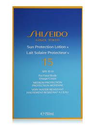 <b>Shiseido</b> защитный <b>лосьон</b> spf15 <b>sun</b> care (519143). Цена: 2 550 ...