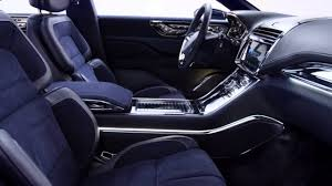 2018 lincoln continental seats. modren lincoln 2018 lincoln continental interior in lincoln continental seats