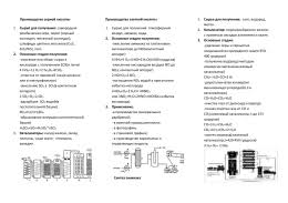 Контрольная работа № по теме Неметаллы в классе На Производство серной кислоты Производство азотной кислоты Сырье для получения метан