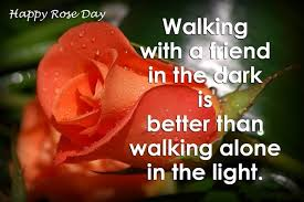 Beautiful Roses With Friendship Quotes Best of Rose Day 24 Quotes Sayings And Images Freshmorningquotes
