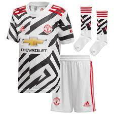 Support the squad with manchester united kits. Manchester United Kids Third Kit 2020 21 Genuine Adidas Gear