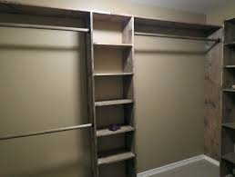 image for how to build a closet organizer from scratch modest brilliant