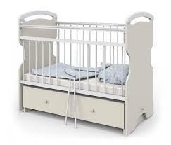 <b>Детская кроватка Атон Elsa</b> маятник поперечный - Акушерство.Ru