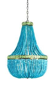 decoration chandelier fascinating colored chandeliers multi gypsy long blue round small and green glass crystals