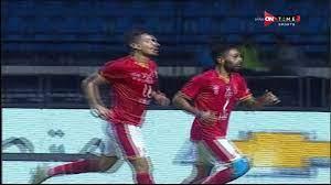 أهداف مباراة الأهلي والإسماعيلي فى الدوري - اخبار عاجلة