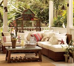 Pottery Barn For Living Room Outdoor Garden Furniture By Pottery Barn
