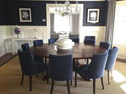best 25 large round dining table ideas on for designs 14 throughout room 8
