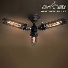 diamond plate ceiling fan