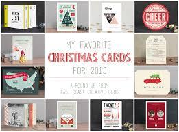 Creative Christmas Cards Awesome Christmas Cards East Coast Creative Blog