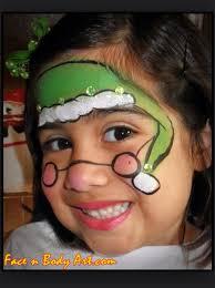 shawna d make up boy or girl elf face paint