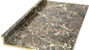 countertops at home depot quartz faux granite bay 8 ft laminate in classic grip reviews decomposed