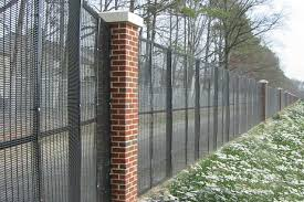 Decorative Security Fencing Security Fencewelded Security Fencing Steellong Wire Cloth Coltd