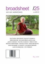 Back Issues | broadsheet: new new zealand poetry