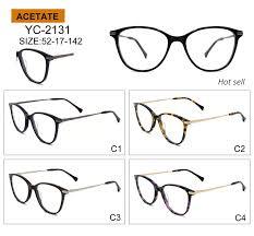 2018 whole most popular new model eyewear frame acetate