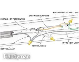 11 best lights images on pinterest How To Wire Fluorescent Lights In Series Diagram how to wire a finished garage how to wire fluorescent lights in parallel diagram