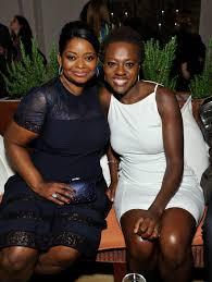 Octavia Spencer, Viola Davis reunite for Women in Film