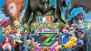 Pokemon the Series Xy Movies (Page 1) - Line.17QQ.com