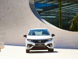 2018 honda jazz facelift. plain jazz 2018 honda jazz facelift images in