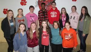 Brunswick R-II School District - Academic Banquet Honorees