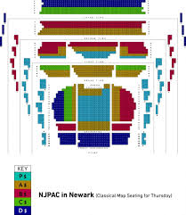 Bergen Pac Seating Chart Bergen Performing Arts Center Seating Chart Boston Tours