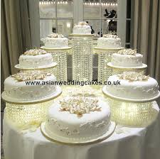 gold crystal cake stand crystal wedding cake 8 tier spiral crystal iced cake with edible roses