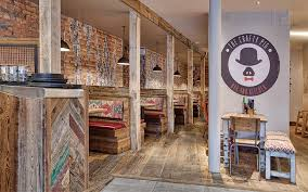 the crafty pig restaurant havwoods wood flooring
