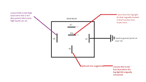 wiring diagram for a relay for fog lights wiring wiring diagram for light relay wiring image wiring on wiring diagram for a relay