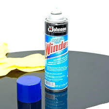 windex outdoor window cleaner oz aerosol foaming glass case pads