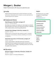 Skills In Resumes How To Write A Resume For A Job Ultimate Guide 2019 Jofibo