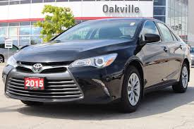 2015 toyota camry le. Contemporary Toyota Certified PreOwned 2015 Toyota Camry LE With Rearview Camera On Le