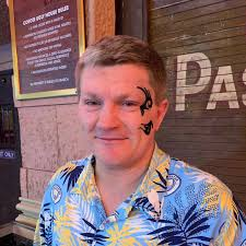 Instaboxing 17 июня 2019 день отца в боксе фанат руиса набил тату