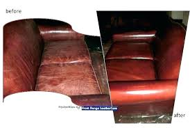 leather sofa rer how to re faded leather couch restoring leather sofa how to re leather