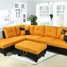Orange round ottoman Boho Orange Storage Ottoman Yellow Orange Microfiber Sectional With Storage Ottoman Orange Round Storage Ottoman Nomadsweco Orange Storage Ottoman Yellow Orange Microfiber Sectional With