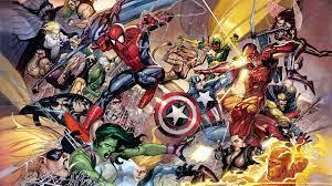 Anime Comics Wallpapers - Top Free ...