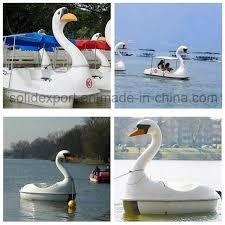 China <b>2018 New Style</b> Water Amusement Water Park <b>Swan</b> Pedal ...